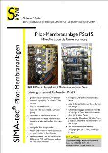 Pilotanlage PSta15