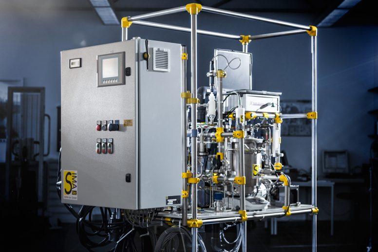 Labor-UV und Ozonisierungs-Reaktor (LUVOR)