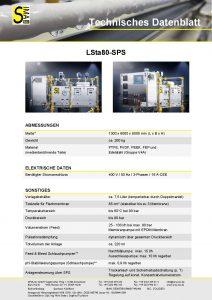Datenblatt LSta80-SPS