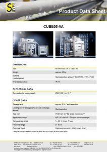 Data Sheet CUBE05-VA