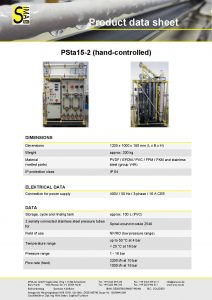 DS PSta15-2 (hand-controlled)