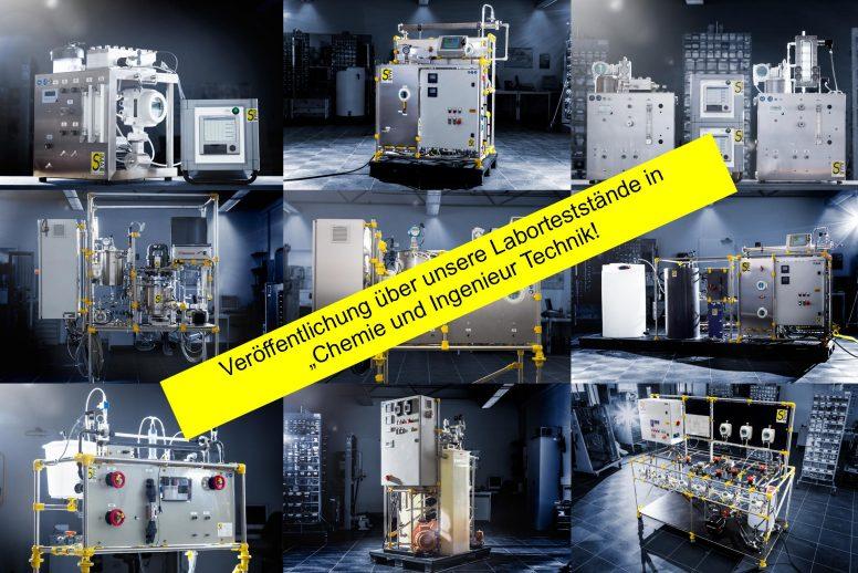 """Neuer Artikel in der """"Chemie Ingenieur Technik"""""""