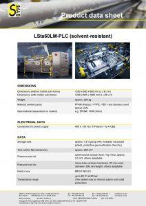 Data Sheet LSta60LM-PLC
