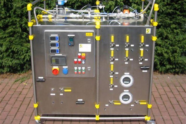Labormembran-Testanlage (LSta05)