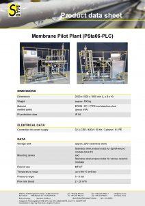 Data Sheet PSta06-PLC