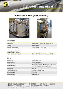 Data Sheet PSa05