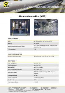 TD Membranbioreaktor