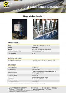 TD Magnetabscheider