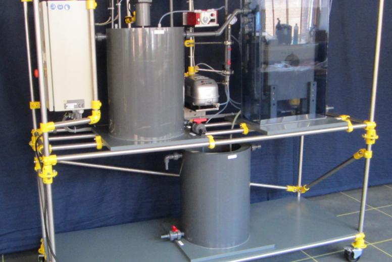 Membranbioreaktor (MBR)
