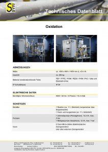 TD Oxidation