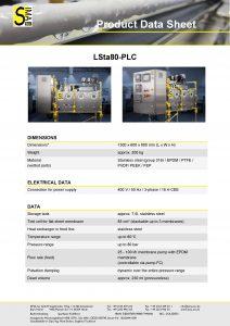 DS LSta80-PLC
