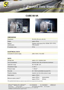 DS CUBE80-VA