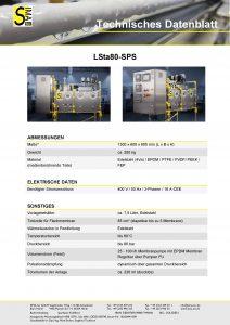 TD LSta80-SPS